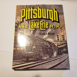Other - Pittsburgh & Lake erie RR Harold McLean book
